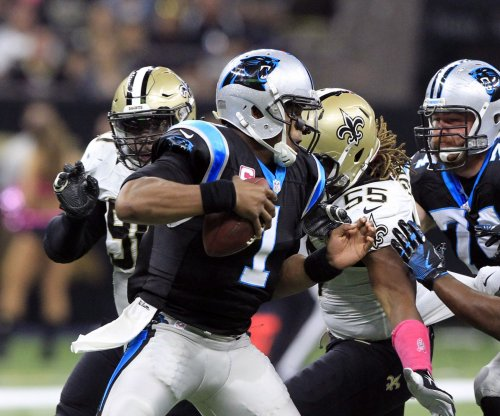 Carolina Panthers' Cam Newton encouraged after safety talk with Roger Goodell