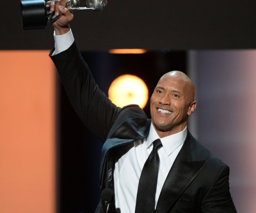 Dwayne Johnson starts filming 'Rampage'
