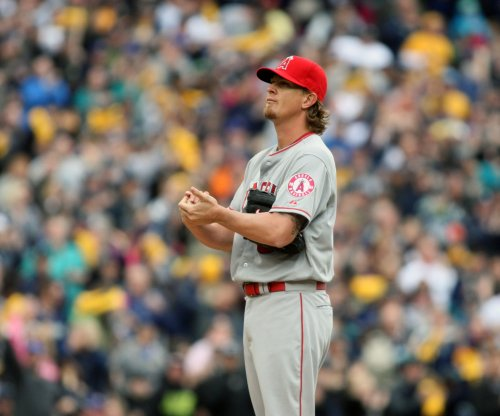Three-time All-Star, longtime Los Angeles Angels pitcher Jered Weaver announces retirement