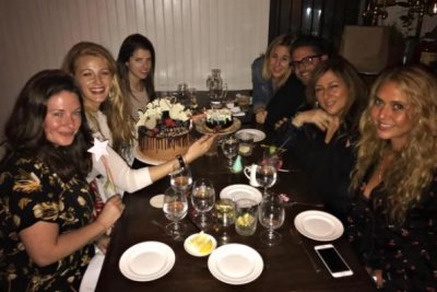 Blake Lively celebrates 30th birthday at 'super sweet 16' party