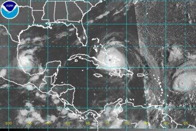 Hurricanes upending American energy markets