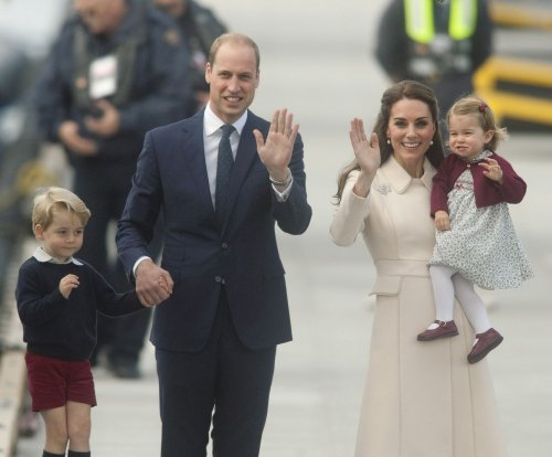 Prince William, Kate Middleton announce baby No. 3's due date