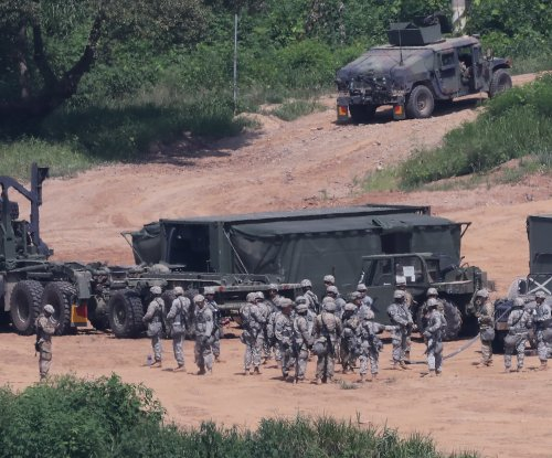 Report: S. Korea and U.S. military drills are not a diplomatic tool