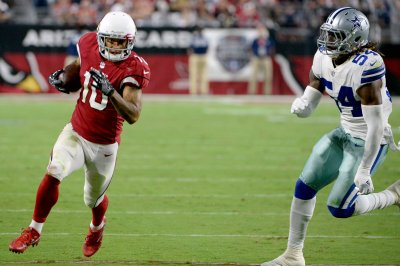 Mouth tumor benign for former Arizona Cardinals WR Brittan Golden
