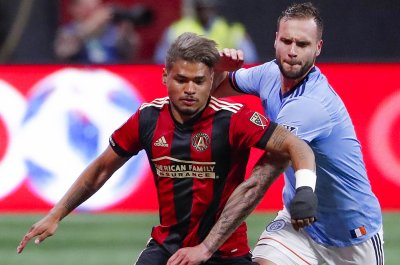 Atlanta United's Josef Martinez crowned MLS MVP