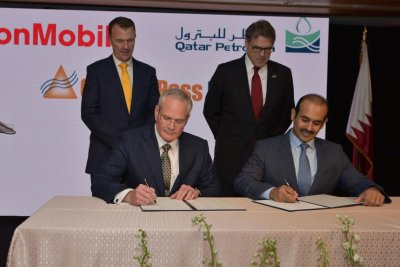 ExxonMobil, Qatar to invest $10 billion in Texas LNG plant