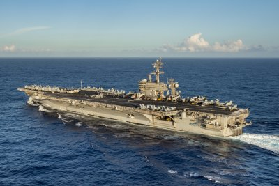 GenDyn awarded $34.3M for repair, alteration of USS Vinson