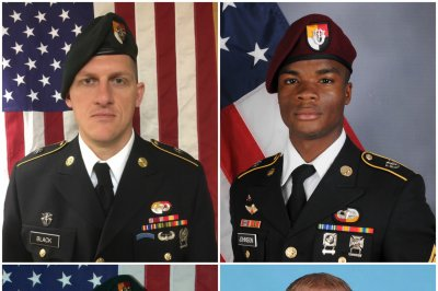 State Department offers $5M for arrest in Niger ambush that killed 4 Green Berets