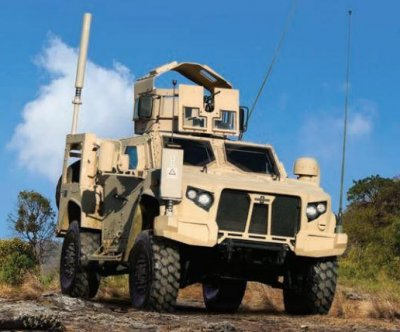 Oshkosh Defense to build 248 JLTVs in $127.7M Pentagon contract