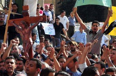 U.S. senators call for Coptic protection in Egypt