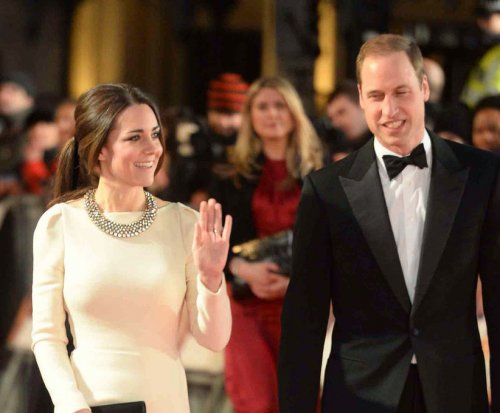 Prince William and wife Kate arrive in NYC