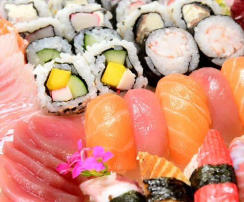 Sushi made with frozen tuna linked to Salmonella in 11 states