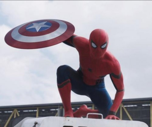 Spider-Man revealed in second 'Captain America: Civil War' trailer