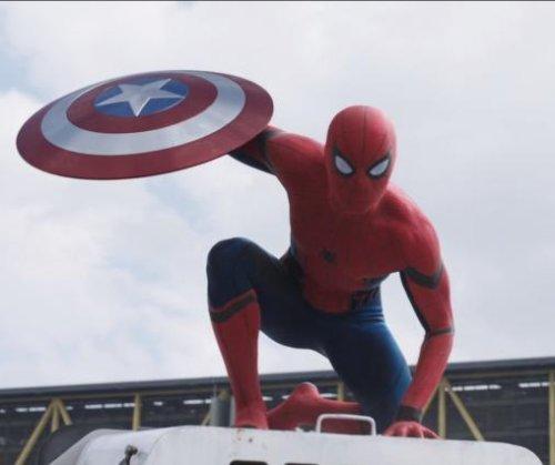 Spider-Man revealed in second 'Captain America: Civil War' trailer