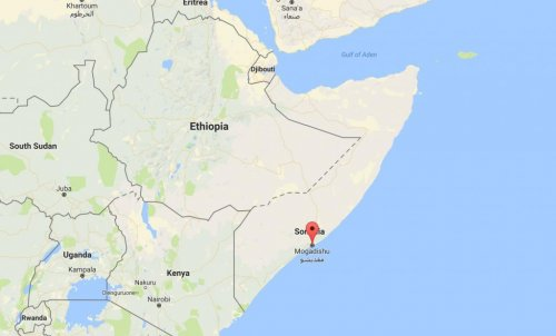 Deadly car bomb goes off near Somali prison