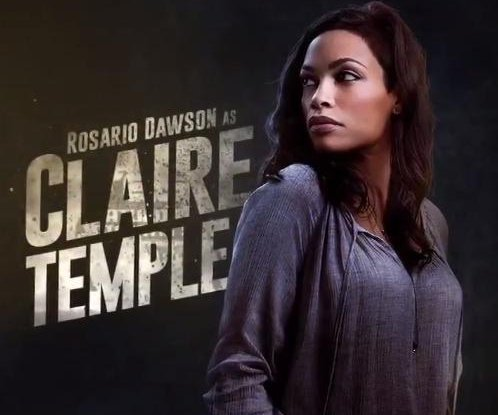 Rosario Dawson, Scott Glenn and Rachael Taylor join Netflix's Marvel ensemble 'The Defenders'