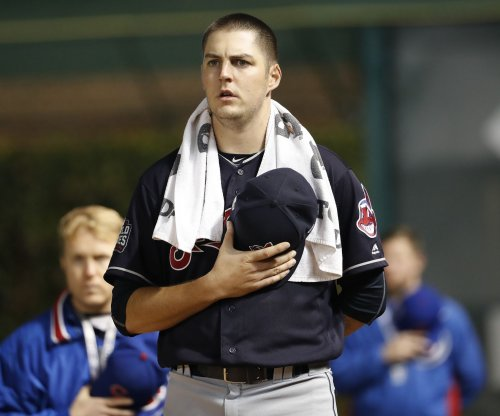 Cleveland Indians, Trevor Bauer agree to one-year contract