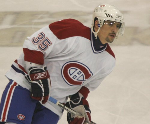Montreal Canadiens' Tomas Plekanec misses first game in almost 3 years