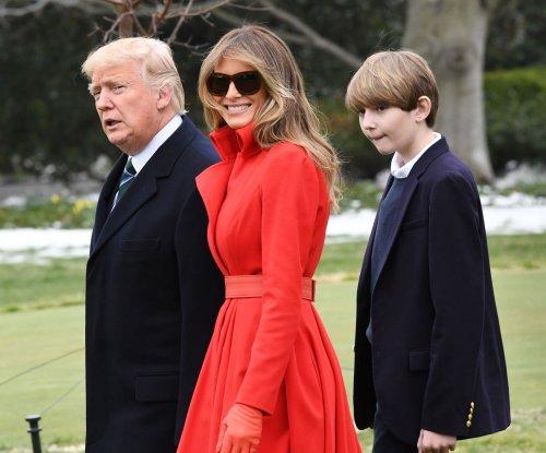 Melania Trump, son Barron moving to White House this summer