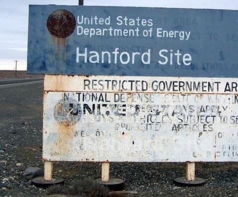 No radiation reported after collapse of plutonium plant tunnel in Washington