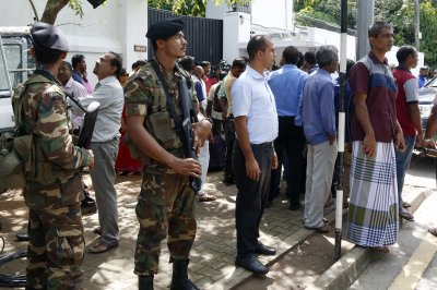 Sri Lankan president suspends Parliament after sacking PM