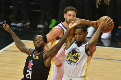 Warriors forward Kevin Durant ruled out for Game 4 of NBA Finals