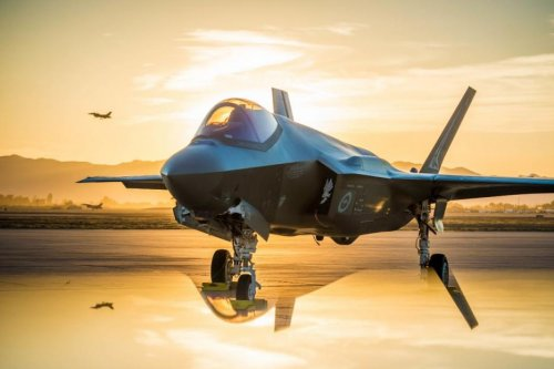 Lockheed Martin wins two contracts for F-35 upgrades