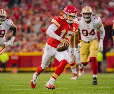 Kansas City Chiefs' Patrick Mahomes to start against Tennessee Titans