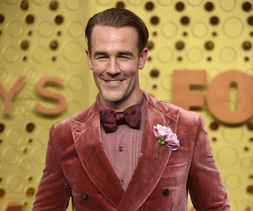 James Van Der Beek eliminated in 'Dancing with the Stars' semi-finals