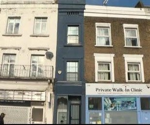 'Skinniest house in London' listed for $1.3 million
