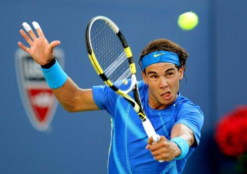 Mayer beats Nadal at Shanghai Masters