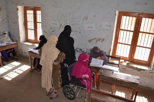 Pakistani women faced major hurdles at polls
