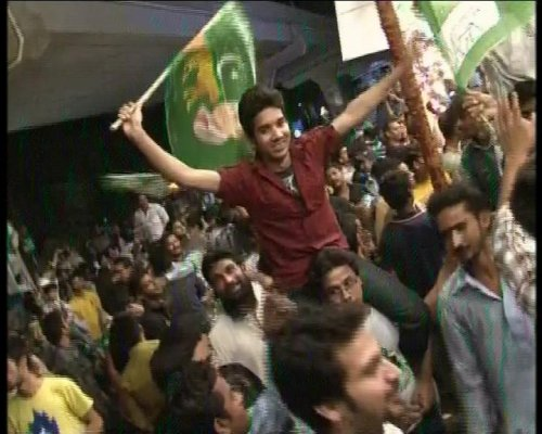 Pakistan election: Massive Wave Swept Across the Country