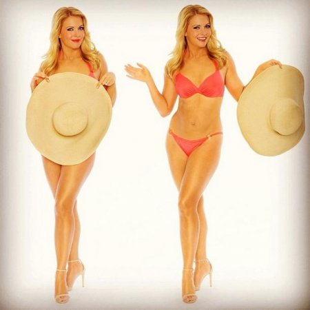 Melissa Joan Hart shows off 40-pound weight loss in bikini
