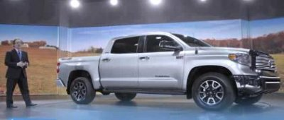 Toyota recalling more than 130,000 trucks because of air bag issues