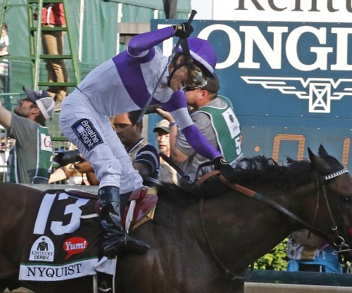 Preakness notebook: Undefeated Nyquist primed for history