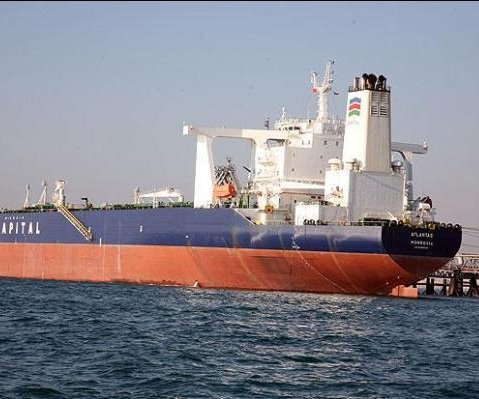 Iran confirms oil shipment for Shell