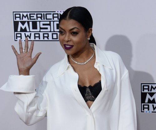 Taraji P. Henson says her 'Hidden Figures' heroine rose above prejudice in the workplace