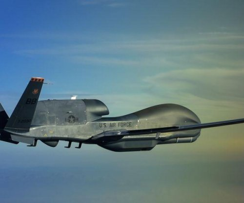 Northrop Grumman begins flight tests with MS-177 sensor