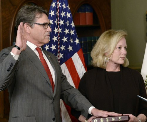 Senate confirms Rick Perry as secretary of the Department of Energy