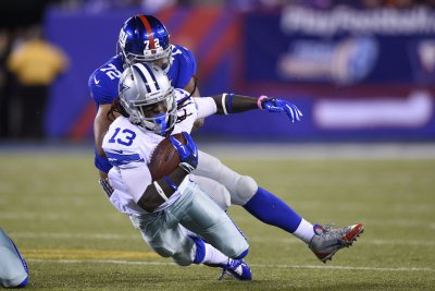 Dallas Cowboys release receiver Lucky Whitehead after reported arrest