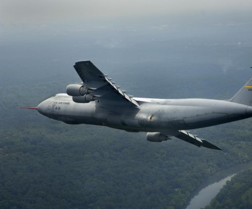 C-5 Galaxy component ordered from Triumph Group
