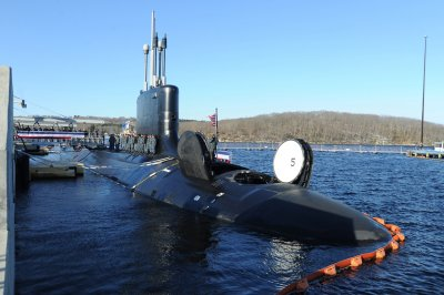 BAE contracted for Virginia-class submarine hardware