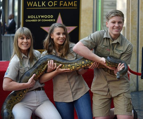 Bindi Irwin and family talk new show, bring animals on 'Today'