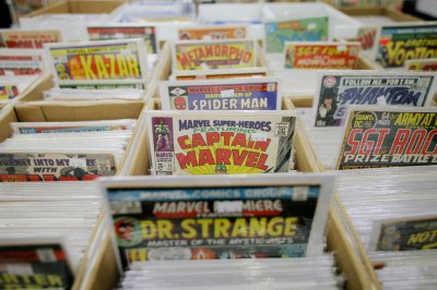 Comic book store owner giving it away in essay contest