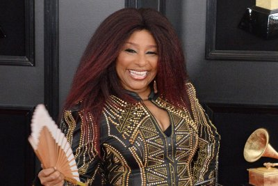 Chaka Khan says Prince was 'lonely,' teases song with Ariana Grande