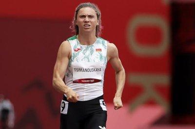 Belarus sprinter Krystsina Tsimanouskaya seeks asylum at Tokyo Olympics