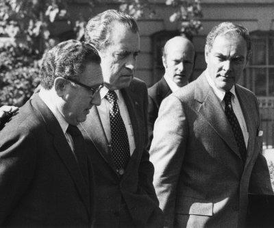 Saturday Night Massacre: President Nixon fires Cox; Richardson resigns