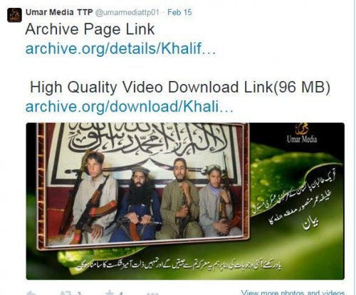 Pakistan grapples with fighting terrorism online