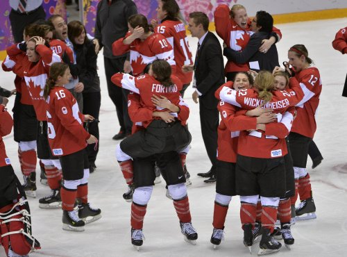 Olympic Roundup: Canada snags hockey gold from USA